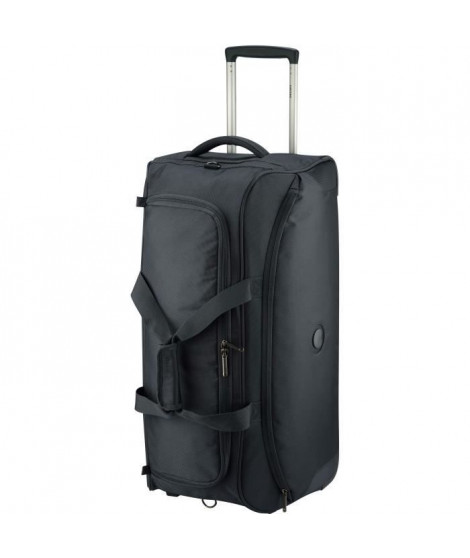 DELSEY - Polochon Trolley ULITE CLASSIC 2 - Anthracite - 70 cm 2 roues POLYESTER 32,5x70,5x34,5