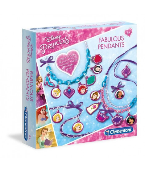 CLEMENTONI - Colliers fabuleux - Princesses