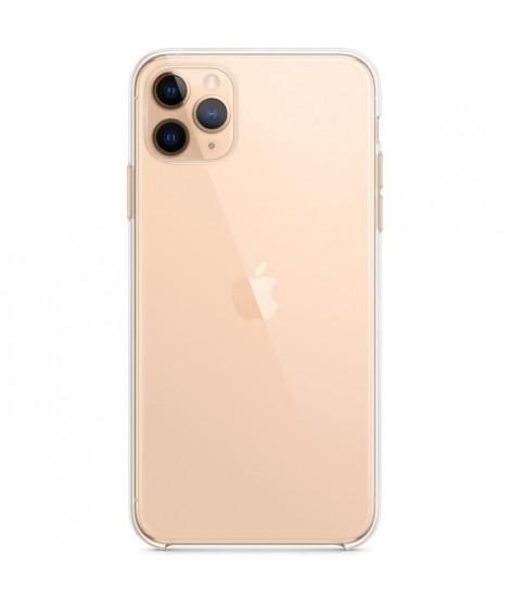APPLE Coque transparente pour iPhone 11 Pro Max