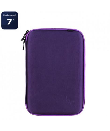 T'NB Housse de protection universelle pour tablette 7 - Collection SUBLIM - Violet