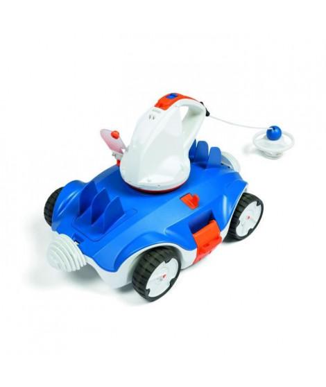 BESTWAY Robot électrique Aquatronix - Fond plat a batterie - Blanc