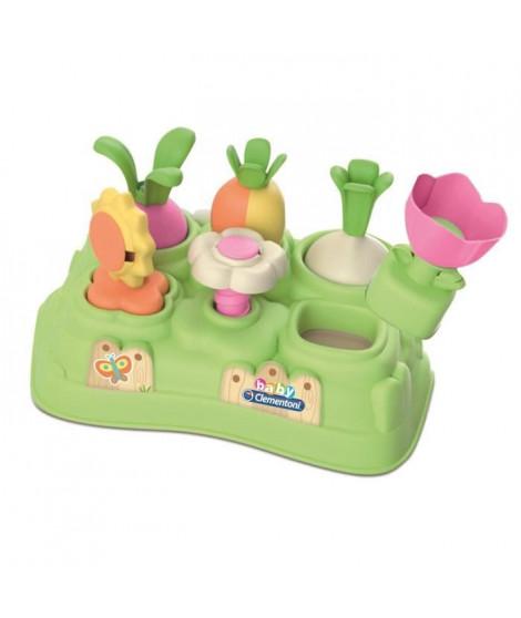 CLEMENTONI Baby - Mon premier jardin - Jeu d'éveil - Premieres activités
