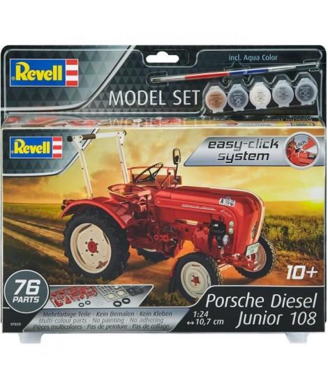 REVELL Easy-Click Model set Porsche Junior 108 -67820