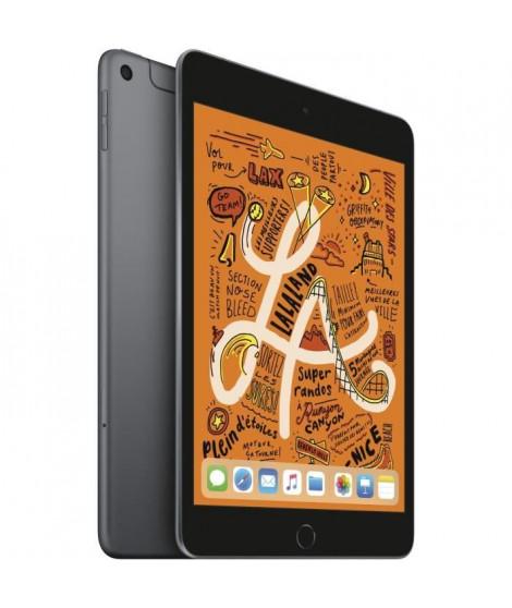 iPad mini - 7,9 64Go WiFi + Cellular - Gris Sidéral