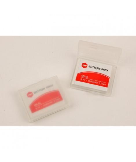 2 x batteries NB-6L, NB6L pour CANON - MP EXTRA