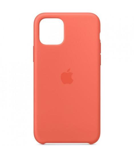 APPLE Coque Silicone Clémentine pour iPhone 11 Pro