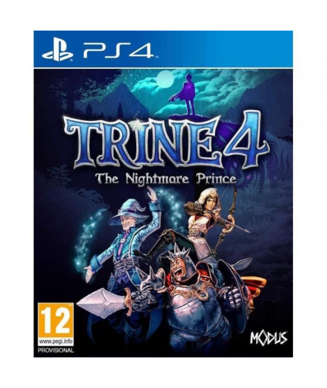 Trine 4: The Nightmare Prince Jeu PS4