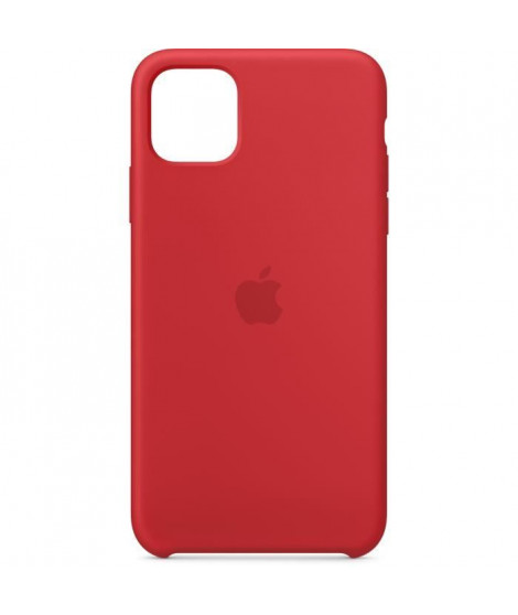 APPLE Coque Silicone (PRODUCT)RED pour iPhone 11 Pro Max