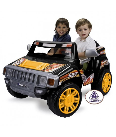 INJUSA Voiture Electrique Enfant Pick-up 12 Volts