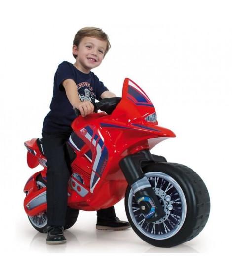 INJUSA Porteur moto enfant Foot To Floor Hawk