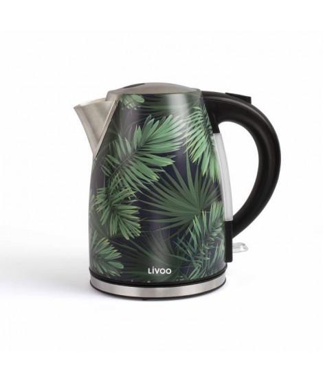 LIVOO DOD171 Bouilloire Jungle - Vert