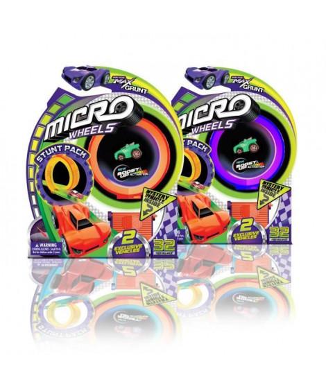 SPLASH-TOYS Micro voiture wheels loop pack asst - Pour faire la course et des loopings