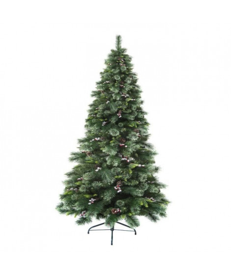 FEERIC LIGHT & CHRISTMAS Sapin artificiel - H 210 cm