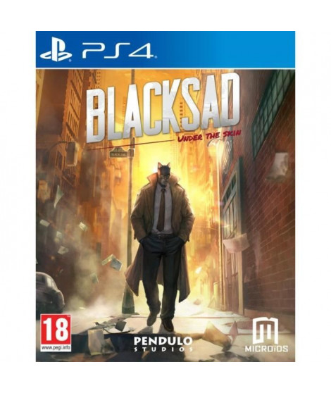 BlackSad Under the Skin Edition Limitée Jeu PS4