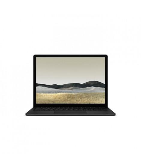 Microsoft Surface - Laptop 3 - 13.5 - Core i5 - RAM 8Go - Stockage 256Go SSD - Noir