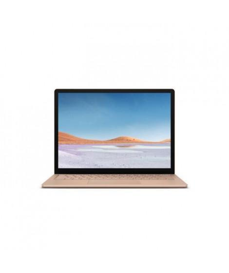 Microsoft Surface - Laptop 3 - 13.5 - Core i5 - RAM 8Go - Stockage 256Go SSD - Sable
