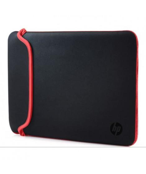 HP Housse de protection PC Portable Chroma Sleeve V5C26AA -14 - Réversible - Rouge