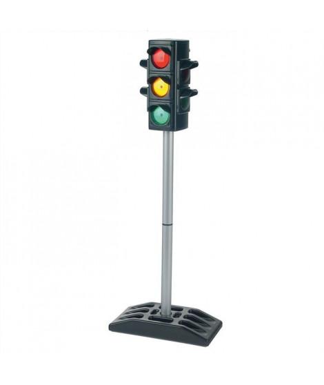 Feux tricolores de signalisation routiere