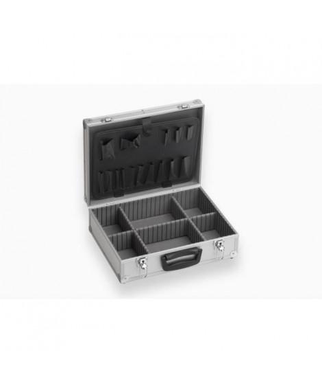 MEISTER Malette aluminium 395x300x130 mm vide