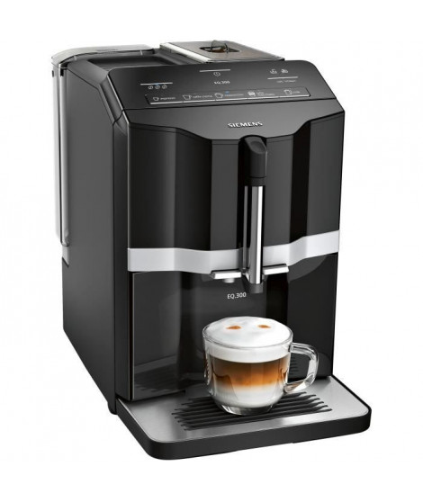 SIEMENS TI351209RW Machine a café expresso entierement automatique EQ.300 - Noir