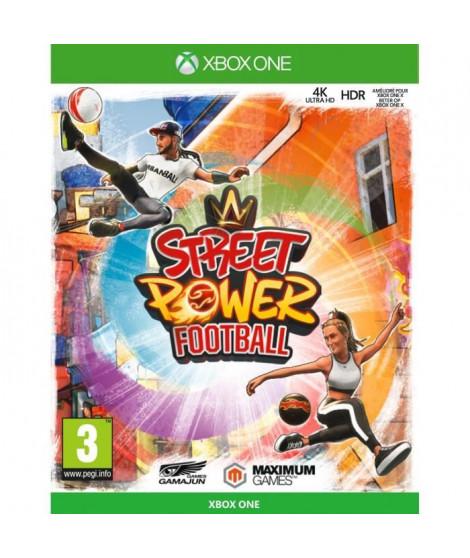 Street Power Football Jeu Xbox One