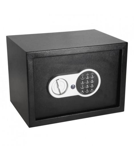 COGEX Coffre-fort électronique a code digital 16 Litres 35x25x25 cm