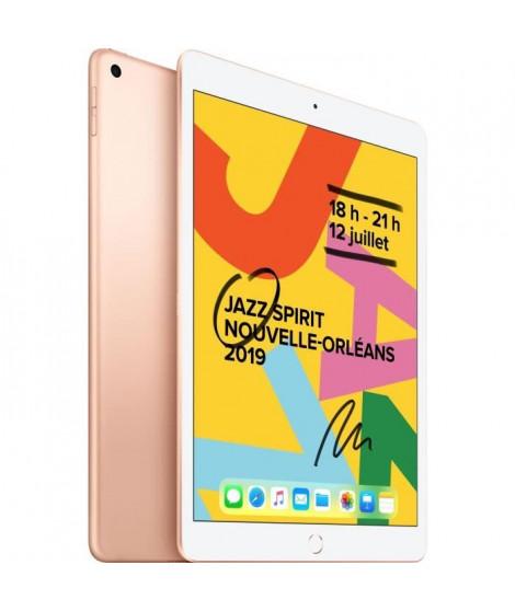iPad 7 10,2 Retina 128Go WiFi - Or