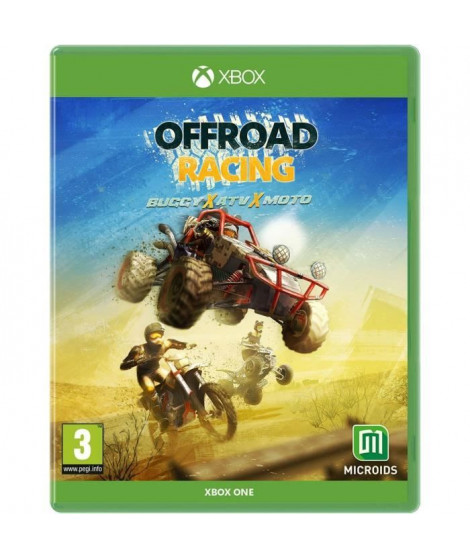 Off-Road Racing Jeu Xbox One