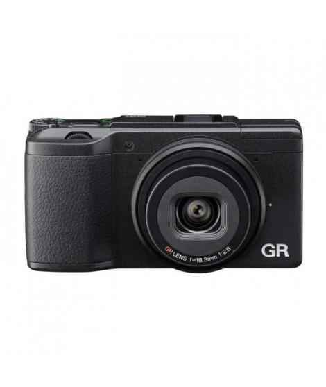 RICOH GR II Appareil photo compact expert 16,2 MP Wifi et NFC Full HD + carte SD 32GO offerte