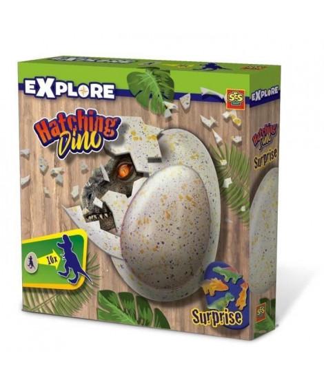 SES CREATIVE Dinosaure pret a éclore