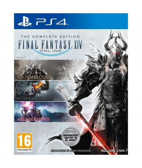 Final Fantasy XIV : Edition Complete Jeu PS4