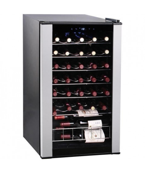 CLIMADIFF CLS33A - Cave a vin de service - 33 bouteilles - Pose libre - Classe B - L 48 x H 83,5 cm