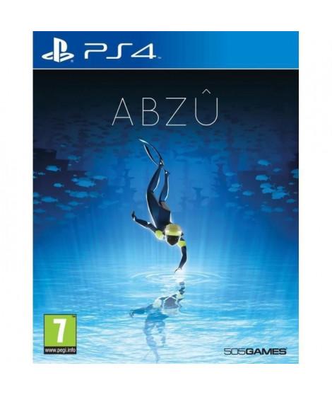 Abzû Jeu PS4