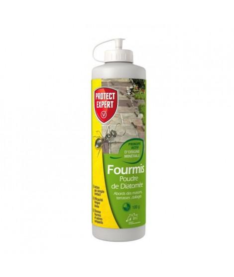 Protect Expert FPNAT100 Fourmis - Poudre de Diatomée - 100 g Pex