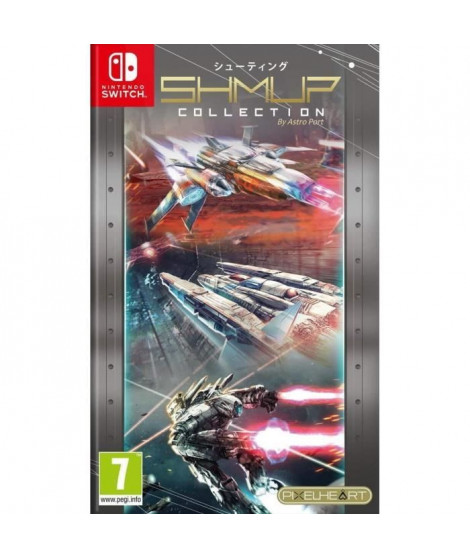 Shmup Collection By Astroport Just Limited Jeu Nintendo Switch
