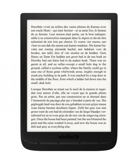 Liseuse numérique Vivlio InkPad 3 + Pack d'ebooks de plus de 10 Ebooks OFFERT