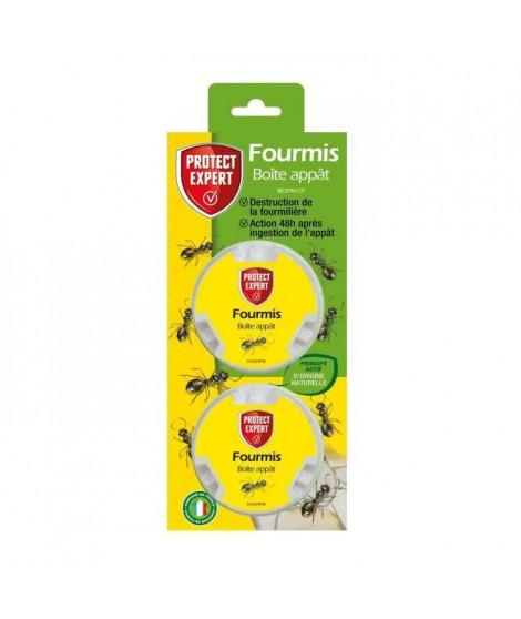 Protect Expert BOITNAT2 Fourmis - Gel Appâts Boîtes 2 x 10 g Pex