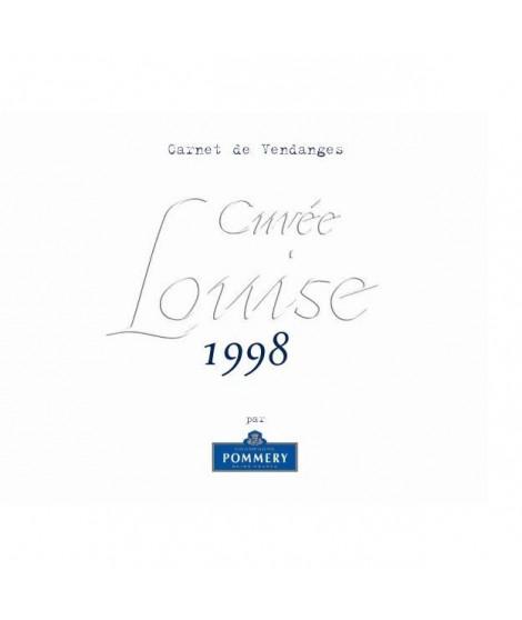 Livre Cuvée Louise 1998