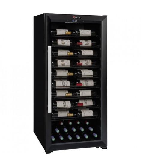 CLIMADIFF - PRO100 - Cave polyvalente ou de conservation - 98 bouteilles - Pose libre - C - L59,5 x H129,4cm