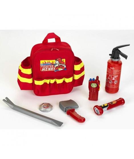 FIRE FIGHTER HENRY - Sac a Dos et Accessoires - Pompier