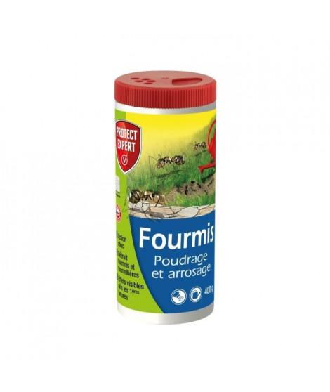 Protect Expert FOURPOUD400 Fourmis - Poudrage Et Arrosage - 400 g Pex