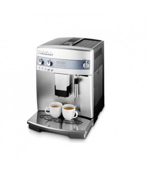DELONGHI ESAM 03.110.S Machine expresso automatique avec broyeur Magnifica - Inox