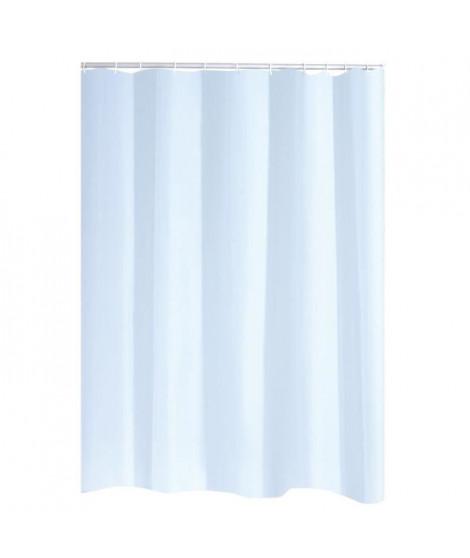 RIDDER Rideaux de douche Uni en plastique
