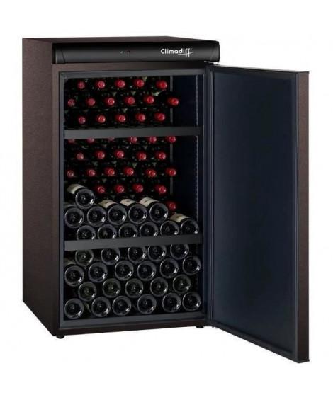 CLIMADIFF CLV122M - Cave a vin de vieillissement - 120 bouteilles - Classe A