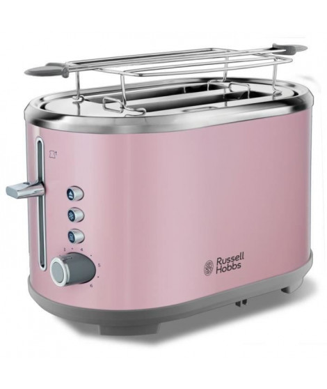 RUSSELL HOBBS 25081-56 - Toaster Bubble - 1670 W - Rose