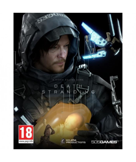 Death Stranding Steelbook Edition Jeu PC