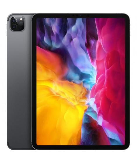 APPLE iPad Pro 11 Retina 256Go WiFi + Cellulaire - Gris Sidéral - NOUVEAU