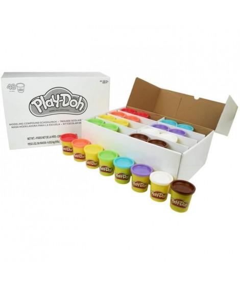 Play-Doh – Coffret de Pate A Modeler pour Ecoles
