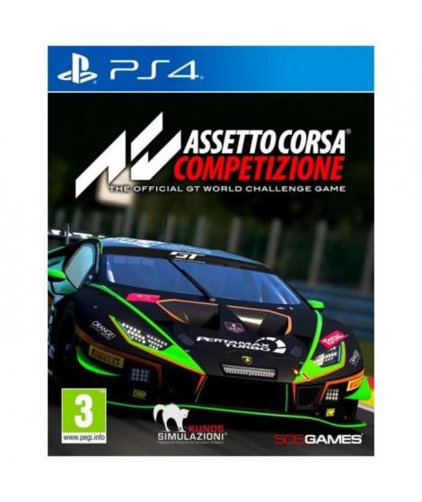 Assetto Corsa Competizione Jeu PS4