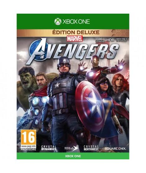 Marvel's Avengers Edition Deluxe Jeu Xbox One